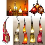 Breathtakingly Beautiful Moroccan Henna Lamps 51