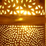 Breathtakingly Beautiful Moroccan Henna Lamps 66
