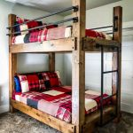 48 Popular Models Of Adult Bunk Bed Designs 23