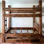48 Popular Models Of Adult Bunk Bed Designs 7