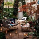 91 Small Backyard Landscape Decoration Models Are Simple And Look Creative 34