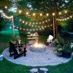 91 Small Backyard Landscape Decoration Models Are Simple And Look Creative 39