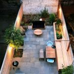 91 Small Backyard Landscape Decoration Models Are Simple And Look Creative 67