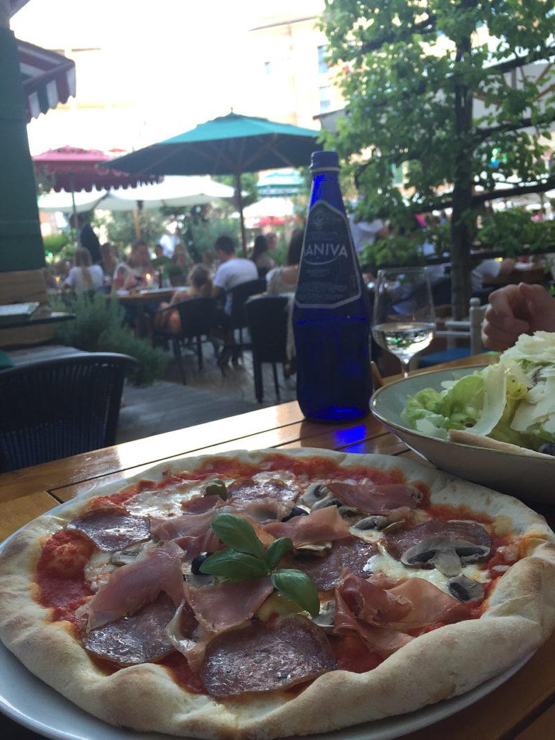 Europa-Park pizzeria Romantica Colosseo