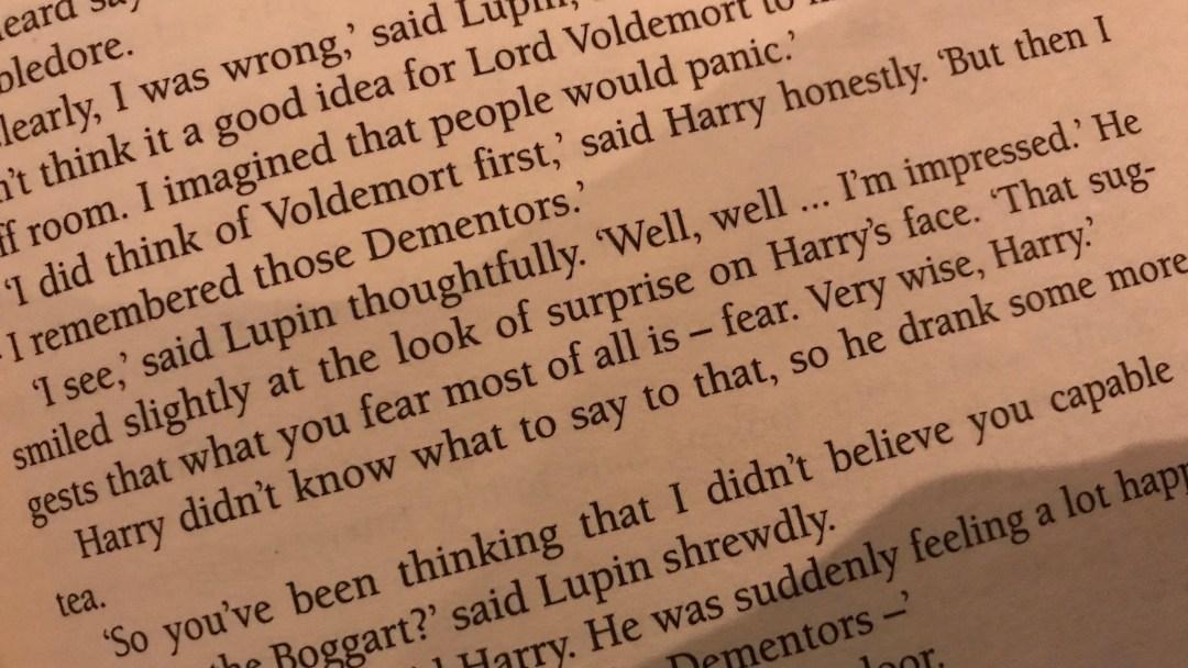 Harry Potter wijsheden om over na te denken