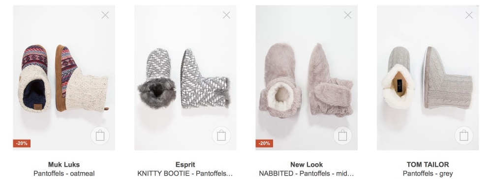 Wishlist: Warme voeten! (Het leed dat pantoffels vinden heet…)