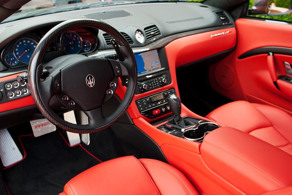 2012 Maserati GranTurismo Convertible Sport Review