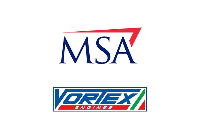 Vortex fornitore del MSA Britich Kart Championship sino al 2018