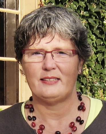 Martina Heinrichs lid Wereldraad van religies voor vrede