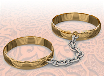 Onderzoeksproject Huwelijkse gevangenschap