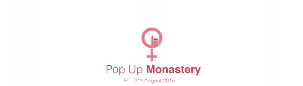 Pop-Up-Monastery: aanmelden kan nog!