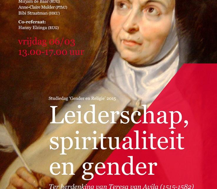 500e geboortejaar Teresa van Avila – Studiedag