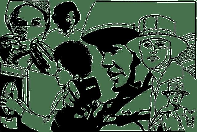 Maak de verslaglegging van vrouwengeschiedenis mogelijk!