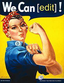Vul de genderkloof op Wikipedia
