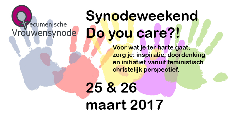 Synodeweekend 2017: do you care?!