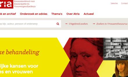 Nieuwe website Atria