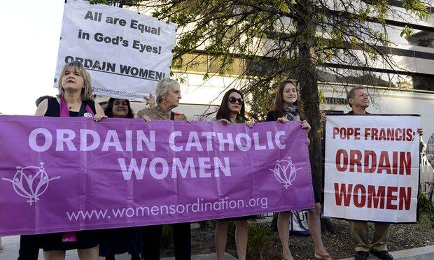 Commissie Vaticaan onderzoekt diaconaat vrouwen