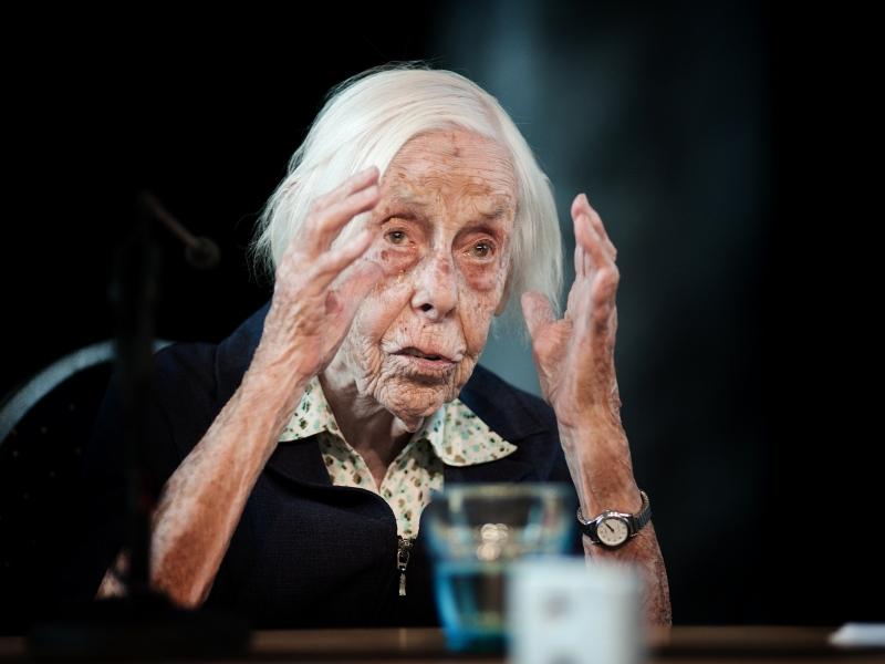 In Memoriam: Hebe Kohlbrugge