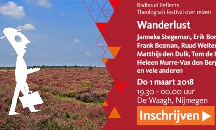 Wanderlust: theologisch festival over reizen