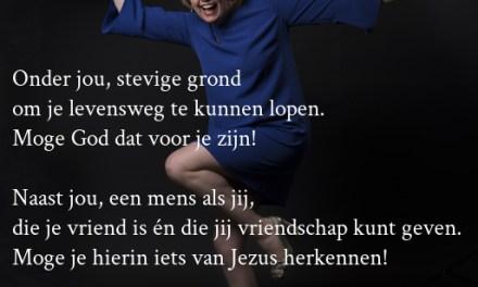 Janneke Nijboer neemt afscheid van MijnKerk