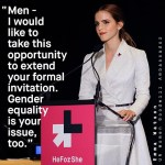 Feminisme is óók goed voor mannen
