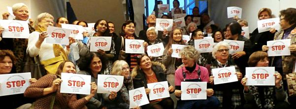 Oproep FNV tegen gender-based violence op werkvloer