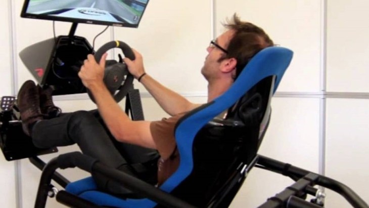 VR ROLLERCOASTER & RACE SIMULATOR