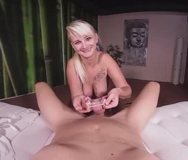 Blonde Amateur Vr Porn Star Enjoys Meaty Cock