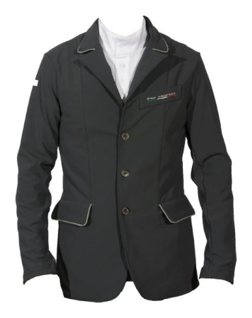 For Horses Men's Show Jacket