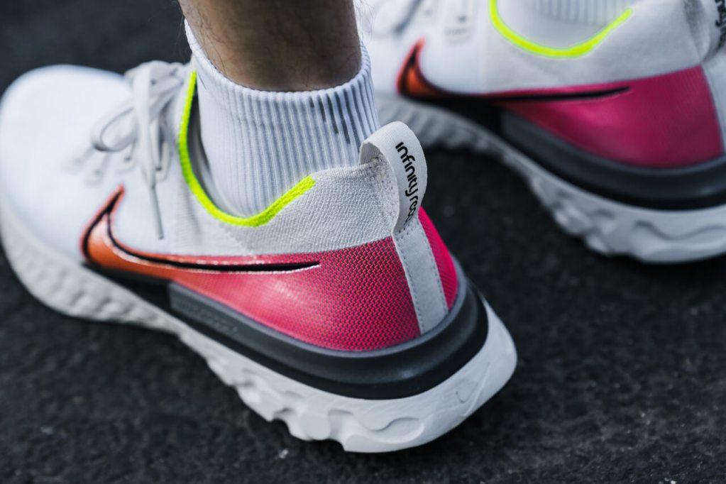 Nike React Infinity Run รองเท้าวิ่งรุ่นใหม่ล่าสุดจากไนกี้