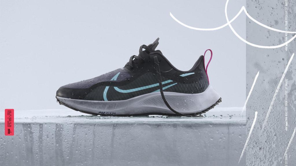 Nike Running ยกทัพคอลเลคชั่นรองเท้าสำหรับหน้าหนาวจากซีรีส์ Shield และ Pegasus Trail 2 GORE-TEX