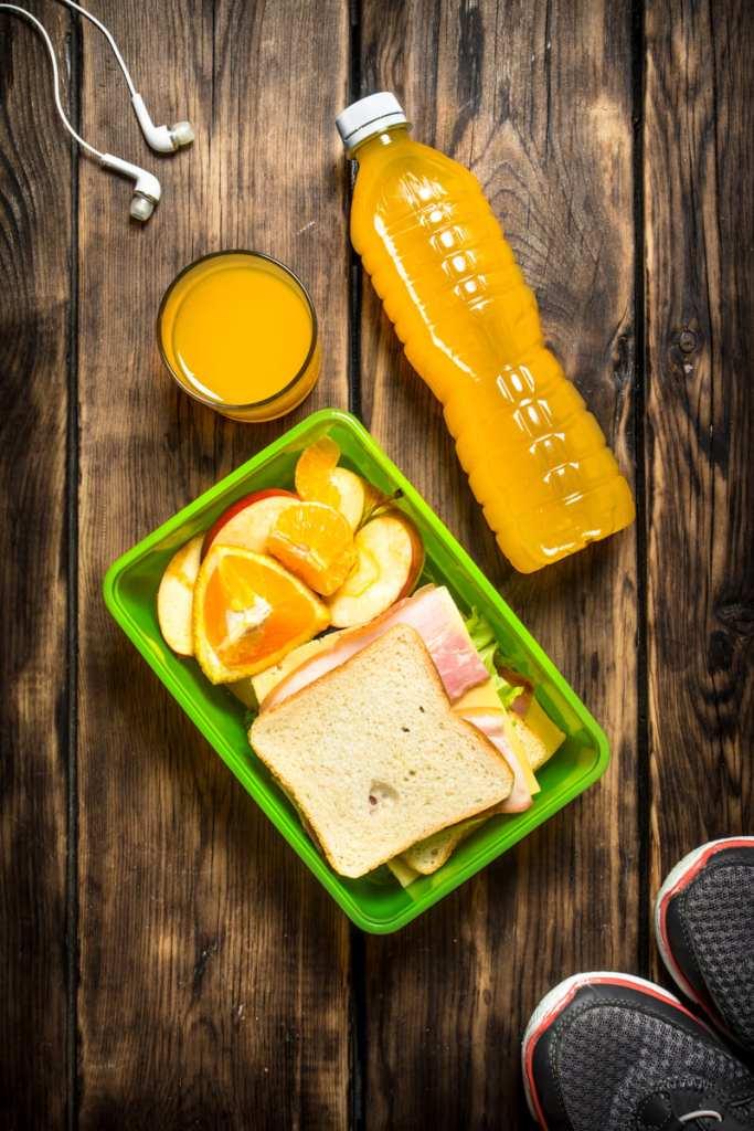 ใยอาหาร (Dietary Fiber) มีประโยชน์ต่อนักกีฬาอย่างไร
