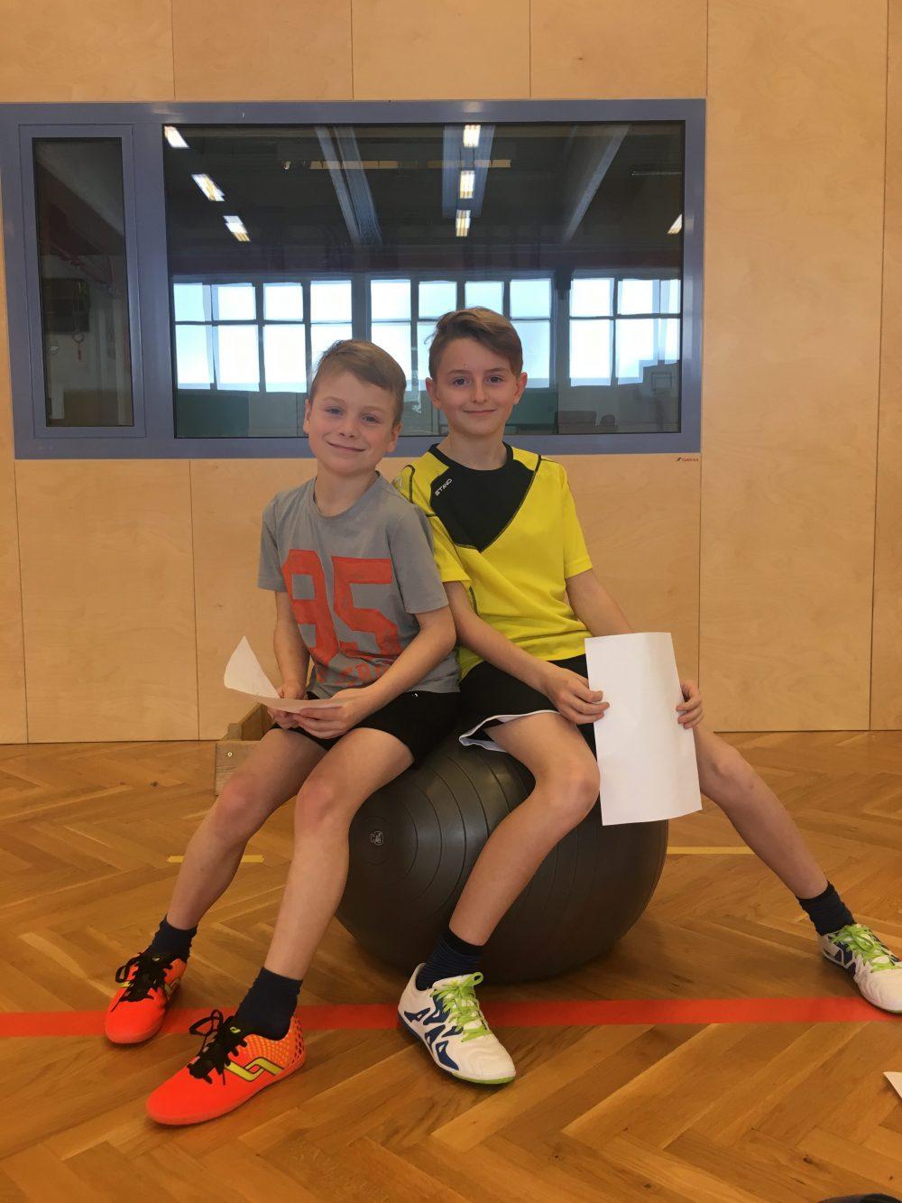 Unsere Schüler in der NMS Fohnsdorf