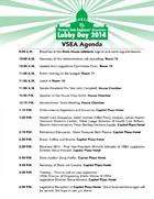 VSEA Agenda
