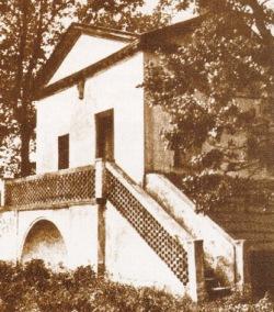 Nejzachovalejší foto altán je z knihy Veltrusy - Perla dolního Povltaví.