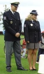 policisté z Mělníka