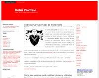 web Dolní Povltaví