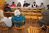 zasedání zastupitelstva v obci Všestudy