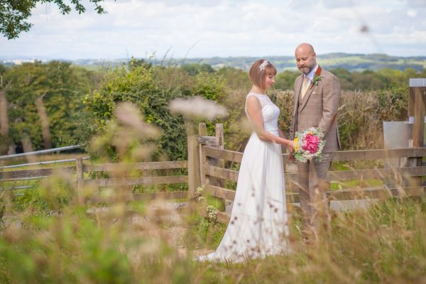 Natural wedding photography Preston