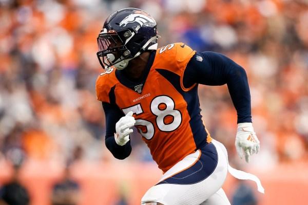NFL forecast: A risky ride with Flacco, Broncos