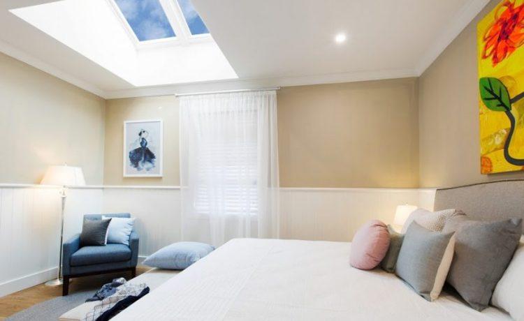 Get a Velux Skylight in your bedroom