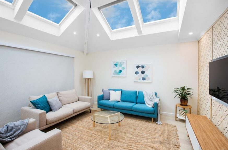 So you want a Velux Skylight in your living room