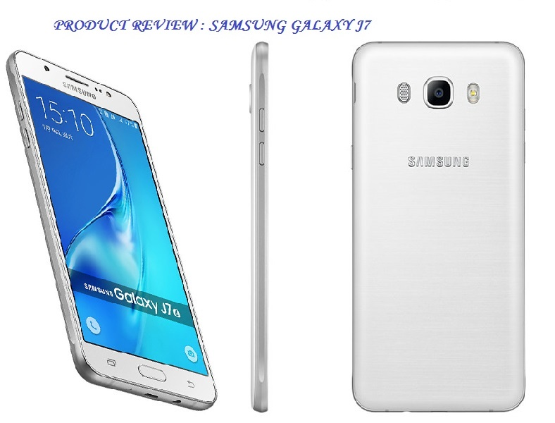 Samsung Galaxy J7 - Product Review