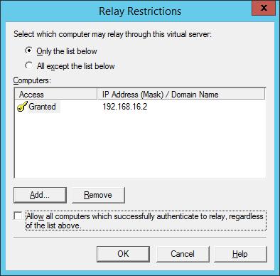 Server2012 : How to configure Internet Information Server