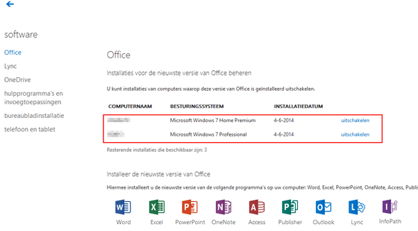How to : Install Office 2013 from your Office 365 account
