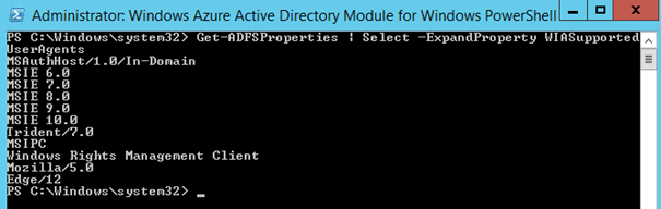 Solved] ADFS : Enable Single Sign-on (SSO) for Edge and