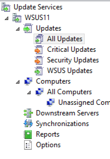 Solved) WSUS 2012 An error occurred trying to connect to WSUS server