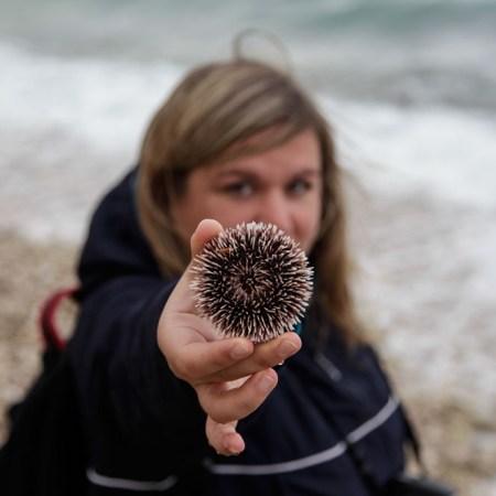Nuša Švara - Tina with spikes