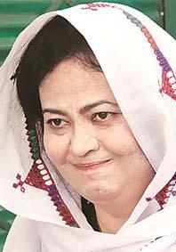നൈല ഖാദ്രി ബലോച്