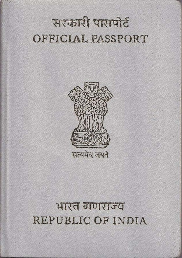 PASSPORT OFFICIAL